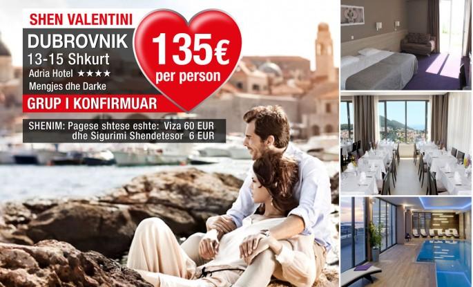 Shën Valentini në Dubrovnik