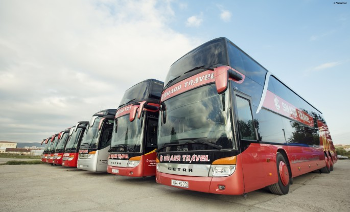 Rent a bus and enjoy traveling