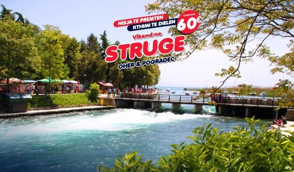 Vikend në Strugë, Ohër& Pogradec 3ditë/2net